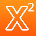 Quadratic equations calculator icon