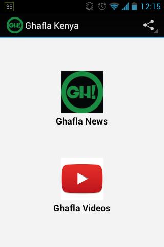 Ghafla Kenya