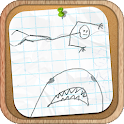 Stickman Movie Quiz Pro icon