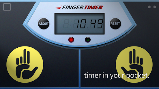 Finger Timer- screenshot thumbnail