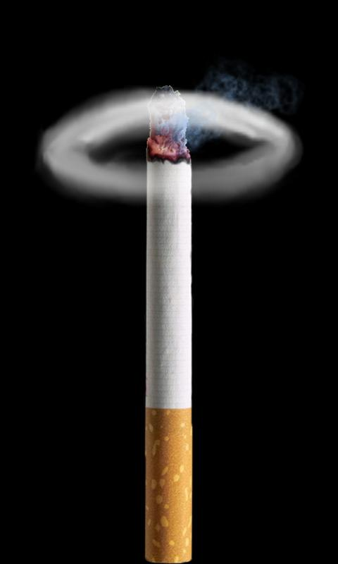 Cigarette Smoke - screenshot