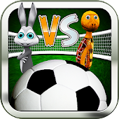 Hare VS Turtle Soccer Football