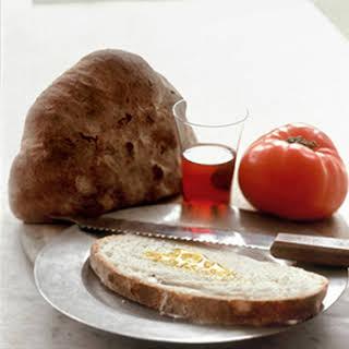 Peasant Bread.