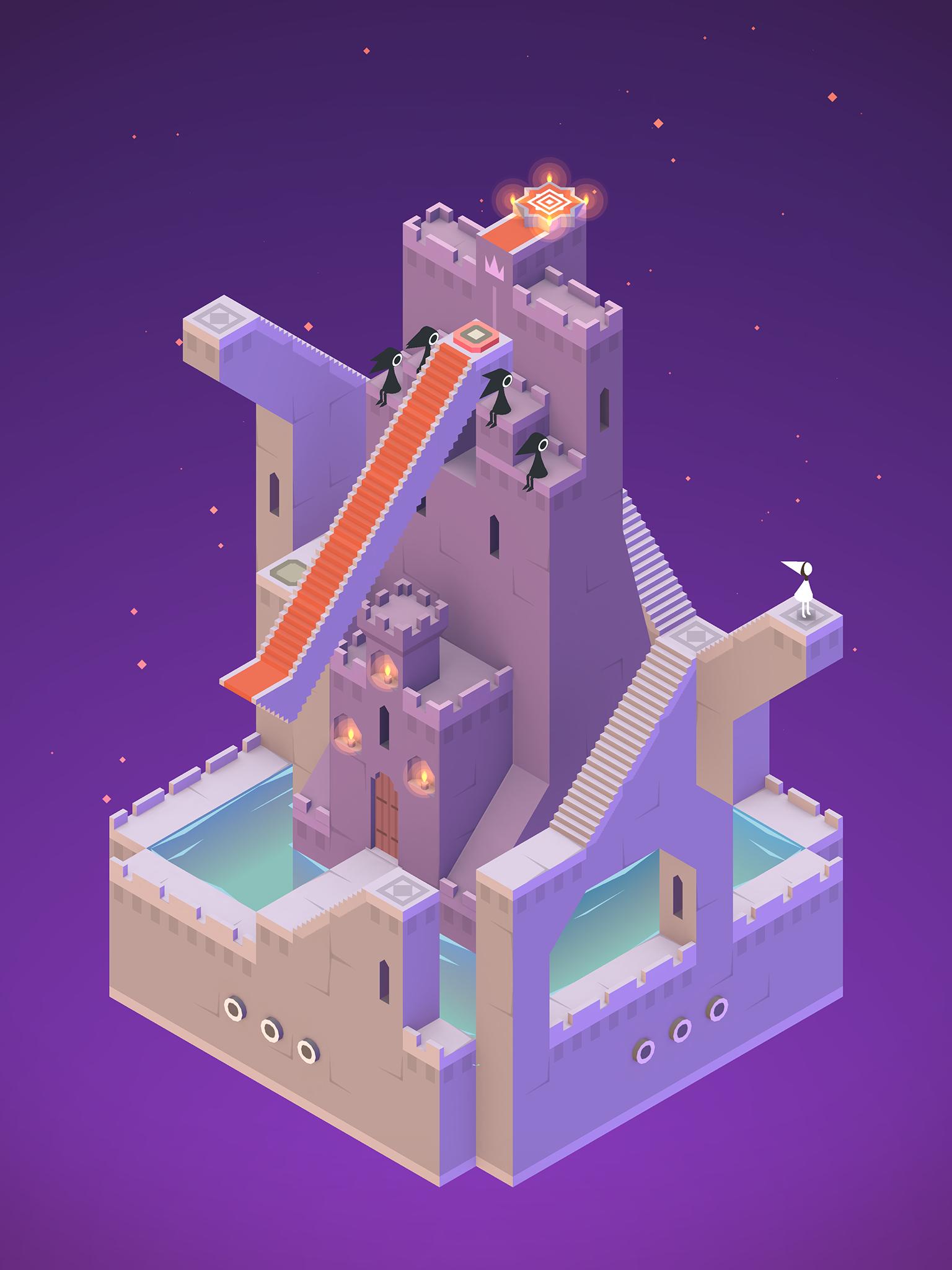 Monument Valley screenshot #10