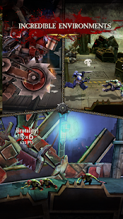 Warhammer 40,000: Carnage- screenshot thumbnail