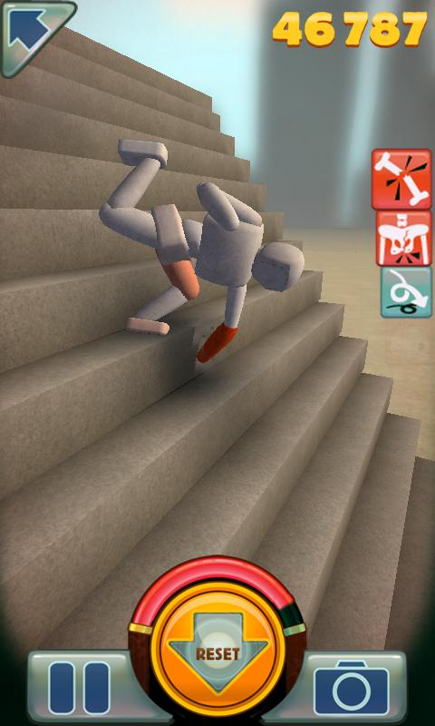 Stair Dismount Screenshot 0