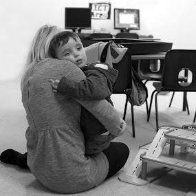 Hug by Michael Smith - People Family ( need a hug )