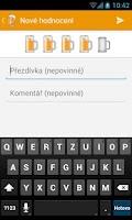 Screenshot of Breweries (CZ/SK)