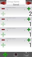 Screenshot of Board Game Counter