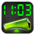 Battery Night clock -HD Ver.- icon
