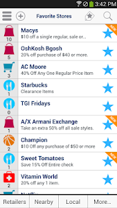Holiday Shopping Deals Coupons screenshot 14