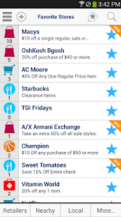 Holiday Shopping Deals Coupons- screenshot thumbnail
