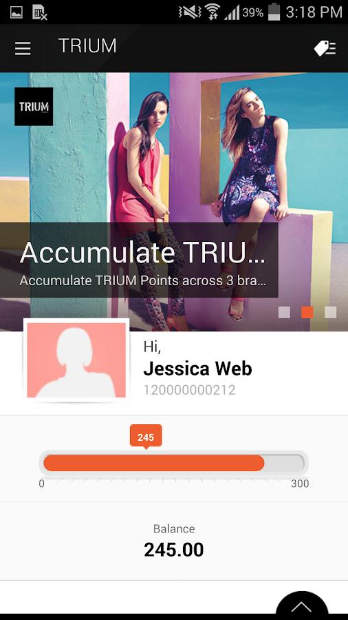 TRIUM - screenshot
