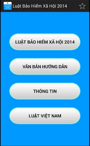 Luat Bao hiem xa hoi 2014