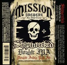 Logo of Mission Shipwrecked Double IPA