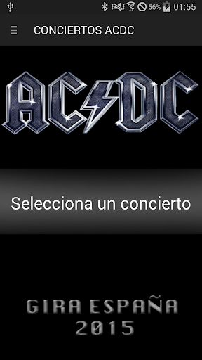 Conciertos ACDC España 2015