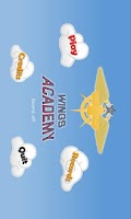 Screenshot of Wings Academy