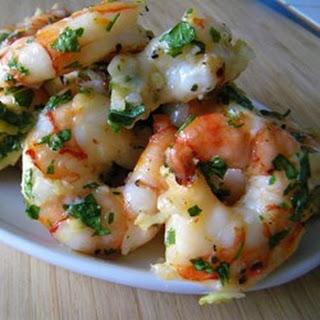 How to Make Simple Garlic Shrimp