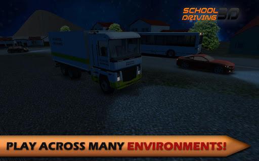 School Driving 3D 2.1 screenshots 22