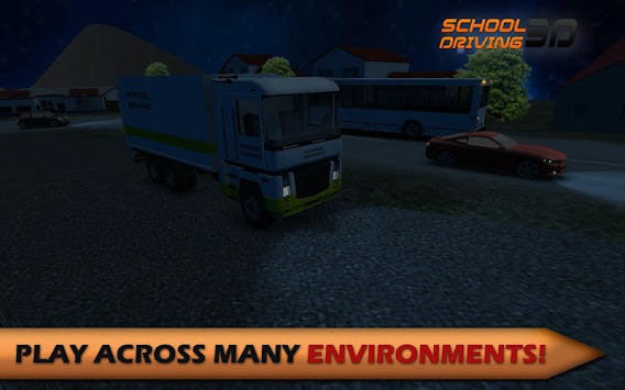 School Driving 3D APK screenshot thumbnail 22