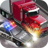 Cop Riot ! 3D Car Chase Race