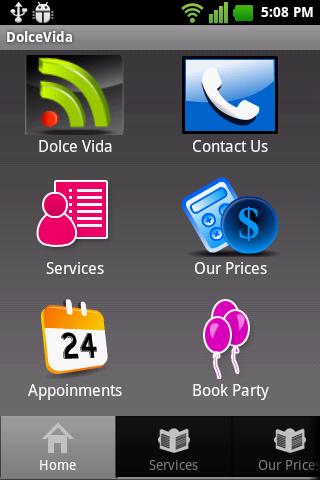 Dolce Vida Med Spa App