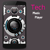 Tech Zooper Widget Skin