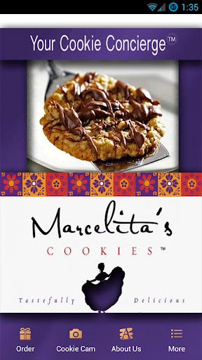 Marcelita's Cookie ConciergeTM