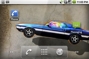 Screenshot of Muscle Cars - Free version