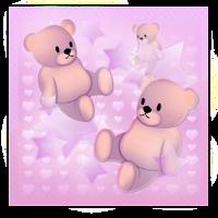 Sparks & Teddy Wallpaper Trial 2.0