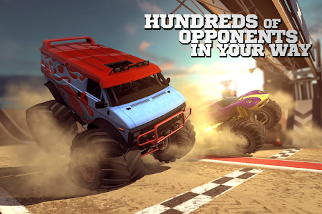 MMX Racing- screenshot thumbnail