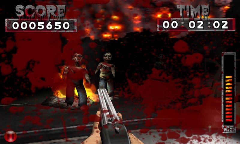 Ambush Zombie Free- screenshot