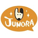 주말에 놀러다니는 아이들 '주노라' icon