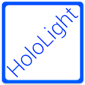 HOLO LIGHT NAVY AOKP/CM THEME icon