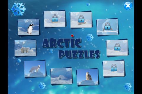 Animal puzzles for kids lite