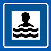 Badplatser