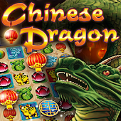 Chinese Dragon - Match 3 (ger)