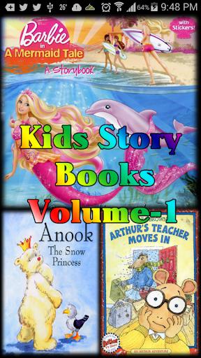 Kids Story Books Vol-1