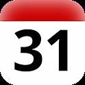 FR Holidays Calendar Widget icon