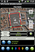 Screenshot of [GPS.Tracker.All.Informations]