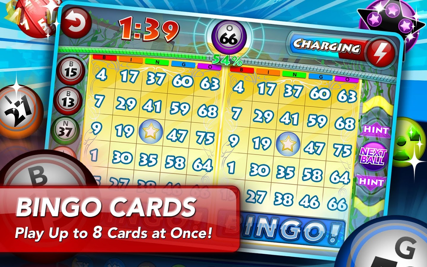 Bingo Rush 2 - screenshot