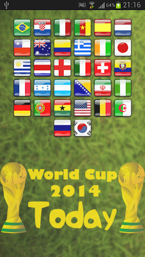World Cup 2014 Today