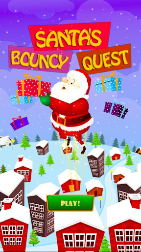 Santa's Bouncy Quest