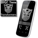 BIG! caller ID Theme Transform icon