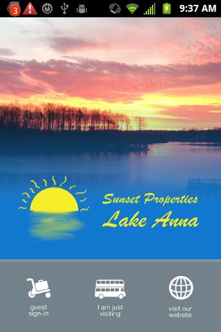 Vacation Lake Anna