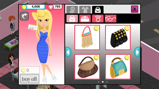 Fashion Story™ Screenshot 8