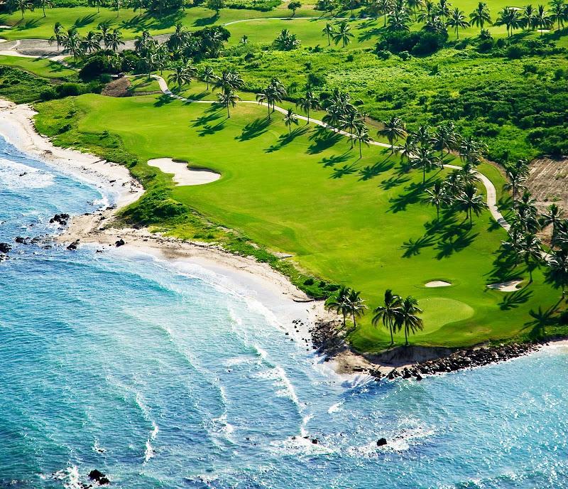 The scenic Punta Mita Bahia Golf Course near Puerto Vallarta.