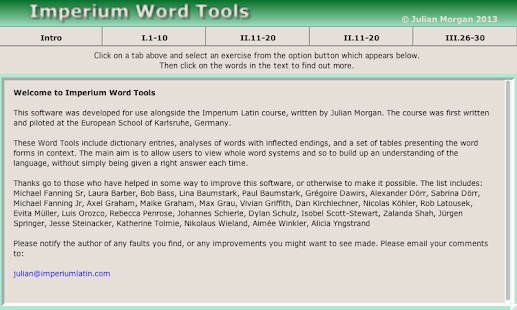 Imperium Word Tools- screenshot thumbnail