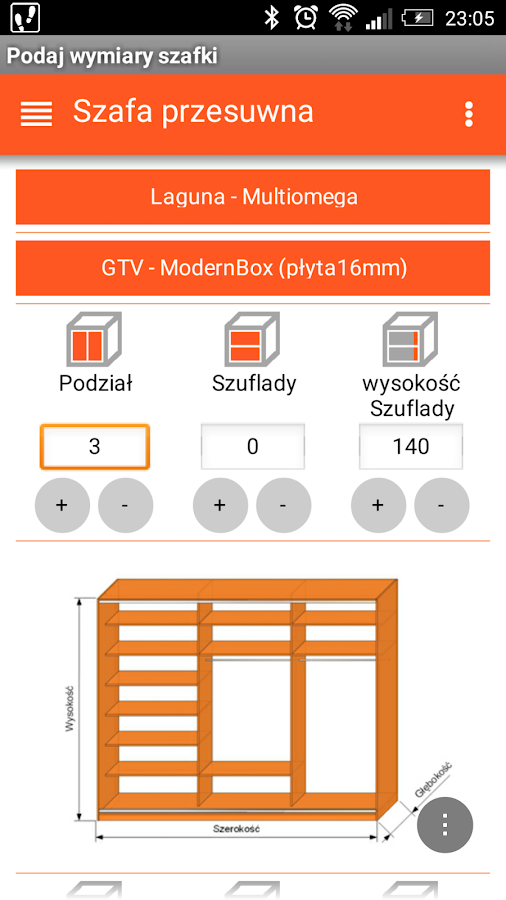 STOLKAL - for carpenters- screenshot