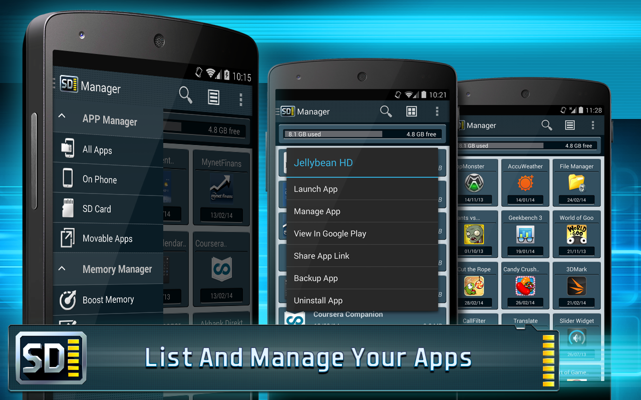 App Manager for Android - screenshot